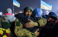 Освобожденным из плена намерены выплатить по 100 тыс. грн