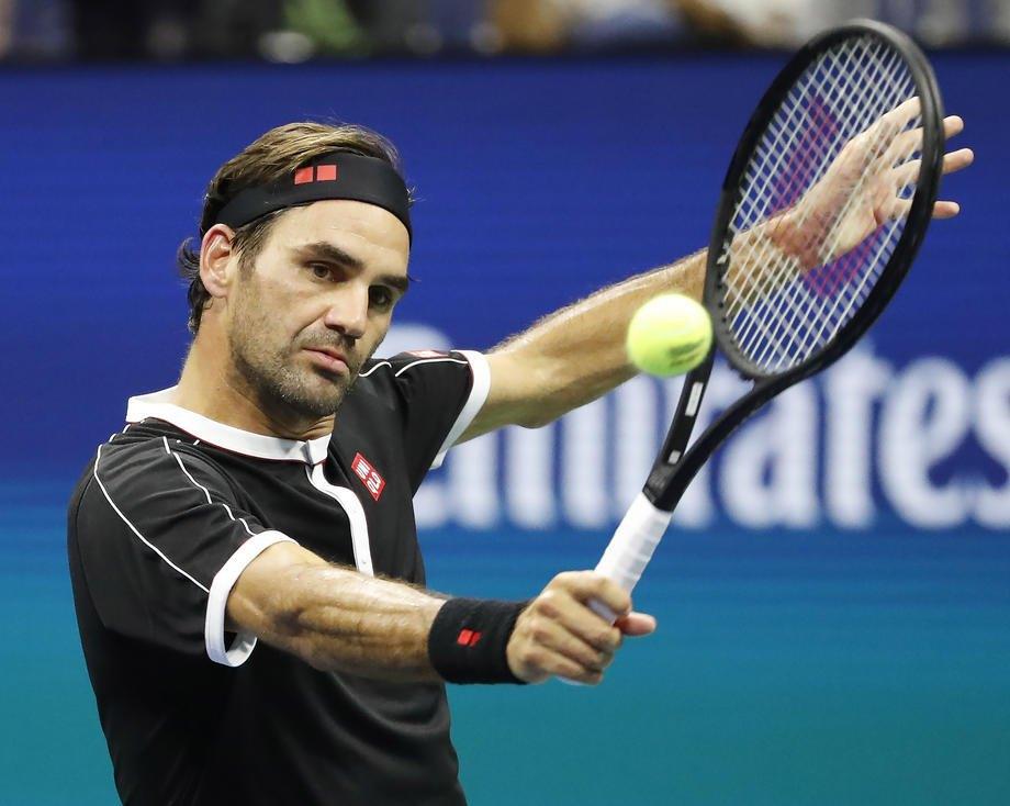 Теннис us open федерер 2019 [PUNIQRANDLINE-(au-dating-names.txt) 58