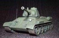 В Кривом Роге с постамента исчез танк