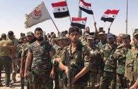 Армия Асада захватила стратегически важный город Хан-Шейхун