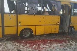 Кількість жертв обстрілу автобуса під Волновахою зросла до 13 осіб (додано список)