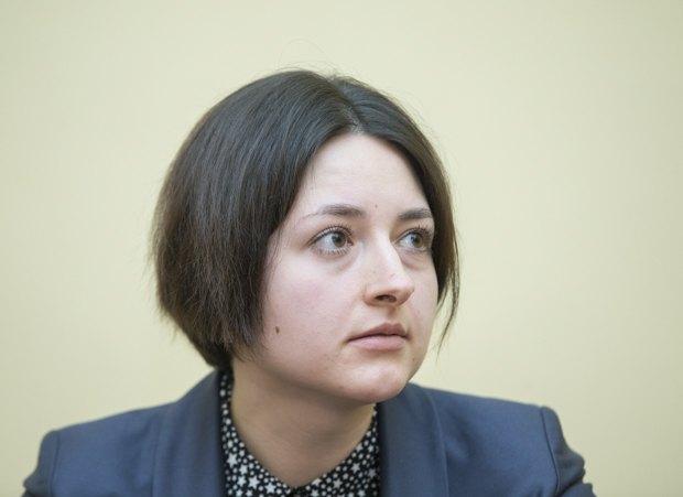 Директор Украинского культурного фонда Юлия Федив