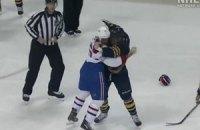 У НХЛ почали менше битися