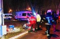 Під час пожежі в інфекційній лікарні Запоріжжя загинули лікарка та троє пацієнтів (оновлено)