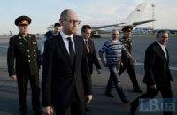 Яценюк порадив Путіну не торгувати повітрям