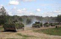 Министры иностранных дел ЕС обсудят ситуацию с войсками РФ на украинских границах 19 апреля