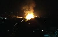 На газогоні в окупованому Луганську стався вибух
