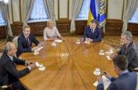 Перевыборы на местах состоятся после принятия новой Конституции, - Порошенко