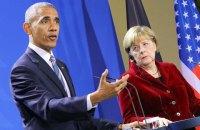 Обама і лідери ЄС погодилися продовжити антиросійські санкції