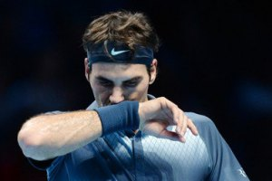 Федерер на Итоговом турнире: эх, Ришарчик, нам ли быть в печали