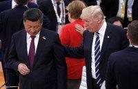 В Китае произошла потасовка вокруг ядерного чемоданчика Трампа, - СМИ