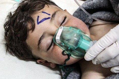 ОЗХЗ підтвердила застосування хлору в сирійському місті Дума