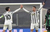 Роналду повторил рекорд Месси в Лиге чемпионов