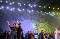 Украинские оперные звезды дали концерт под открытым небом в Киеве
