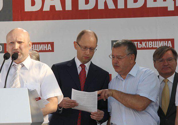 За три недели до выборов оппозиция решила пересмотреть своих кандидатов