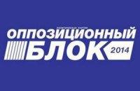 """""""Оппозиционный блок"""" рассчитывает на голоса юга и востока Украины"""