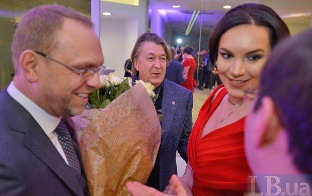 Слева направо: Сергей Власенко, Александр Абдуллин, Соня Кошкина и Олег Базар