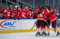 Канада знищила Росію в півфіналі Молодіжного чемпіонату світу з хокею