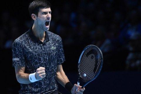 """Перша ракетка світу під """"наглядом"""" Роналду з перемоги стартував на Підсумковому турнірі ATP"""