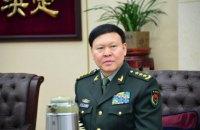 В Китае генерал покончил с собой из-за обвинения в коррупции