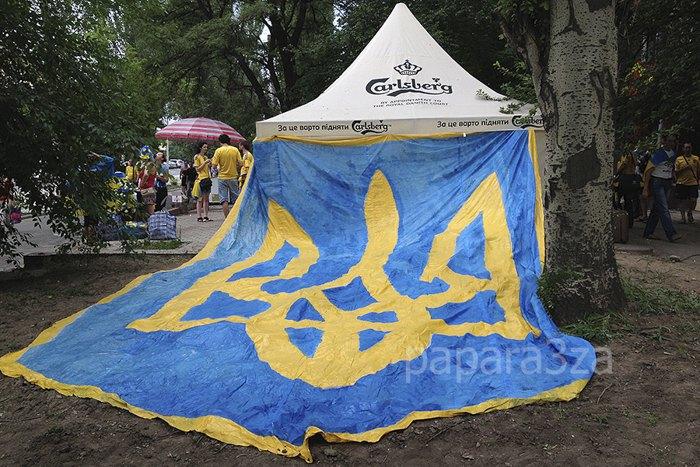 В 2012 году в Донецке прошли несколько футбольных матчей Чемпионата Европы (архивное фото, июнь 2012 года)