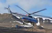 Російський вертоліт, що зник біля Шпіцбергена, знайшли на дні моря