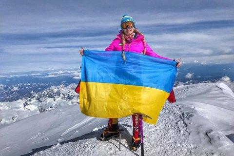 Українка вперше в історії вітчизняного альпінізму підкорила другу за висотою гірську вершину Землі