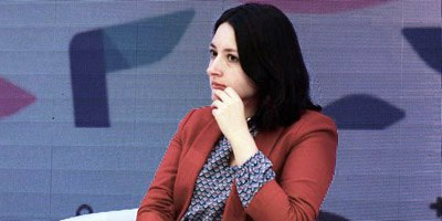 """Юлія Федів: """"На 2019 рік нам залишили бюджет у 708 млн грн, але без патріотичного кіно"""""""