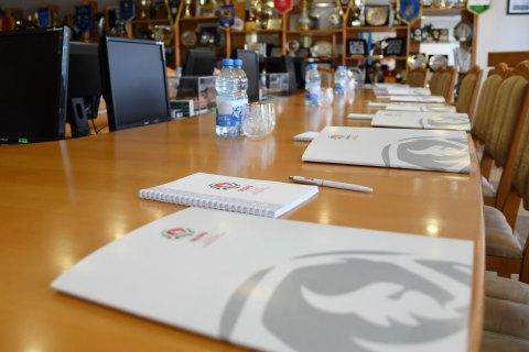В Беларуси отменены ближайшие матчи футбольного чемпионата