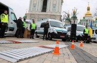 Украина планирует запустить автоматический весовой контроль на дорогах с 2018 года
