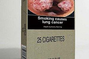 В Австралії підтвердили заборону на брендові цигарки