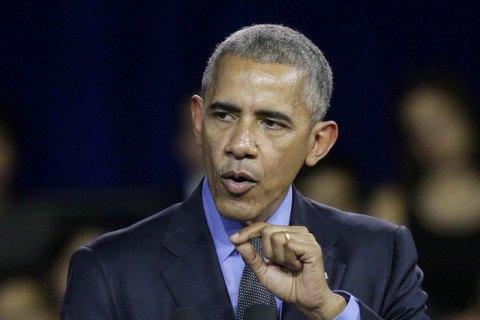 Обама 10 січня виступить із прощальною промовою до американців