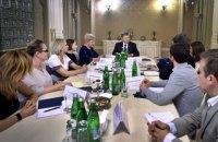 Порошенко пообещал семье Шеремета содействовать расследованию его убийства