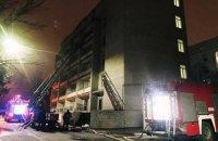 Завгоспу лікарні, де в пожежі загинули чотири людини, оголосили підозру