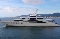 Косюк продав яхту за €24 млн і продає ще одну за €119 млн