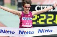 Українка втретє поспіль виграла престижний марафон в Осаці