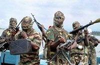 У Нігерії військові вбили 30 і затримали 10 радикальних ісламістів