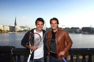 Мастерс в Цинци: в битве ветеранов победил Федерер