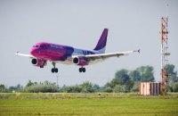 Wizz Air відкриє два нові рейси з Кракова в Україну