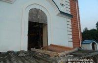 В Киеве мужчина пытался обчистить церковь