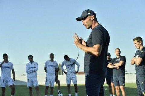 Шевченко назвав найкращого гравця збірної на тренувальному зборі