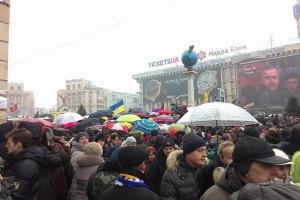 Прокуратура Киева заявила, что не выдвигала дополнительных условий по освобождению улиц