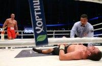 Кличко отправил Пулева в больницу