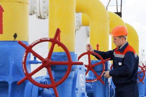 """""""Газпром"""" різко знизив тиск газу на вході в українську ГТС"""