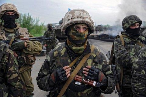 За минулу добу жоден український військовий не загинув