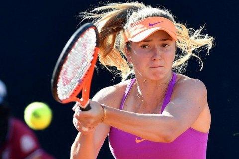 Світоліна пройшла до третього кола US Open, обігравши росіянку Родіну