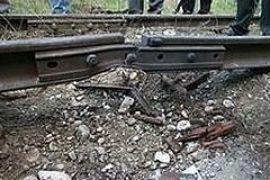 В России снова теракт: перед поездом подорваны железнодорожные пути