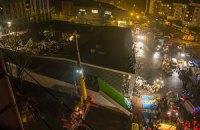 В Риге при обрушении крыши торгового центра погибли 18 человек