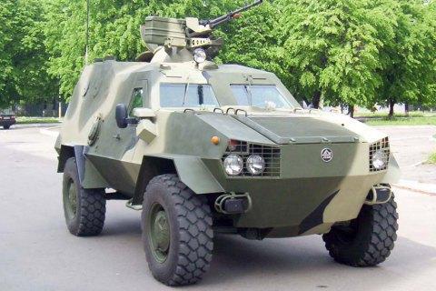 """ВСУ приняли на вооружение тактическую боевую машину """"Дозор-Б"""""""