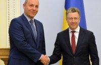 Парубий призвал США усилить санкции против России